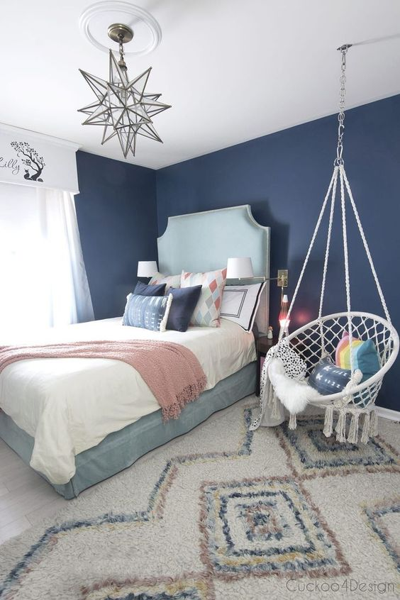 bedroom blue ideas 15