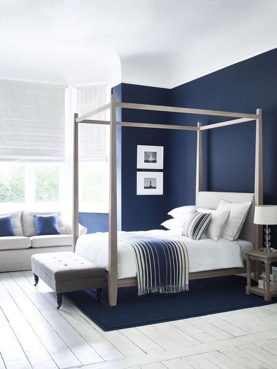 bedroom blue ideas 16