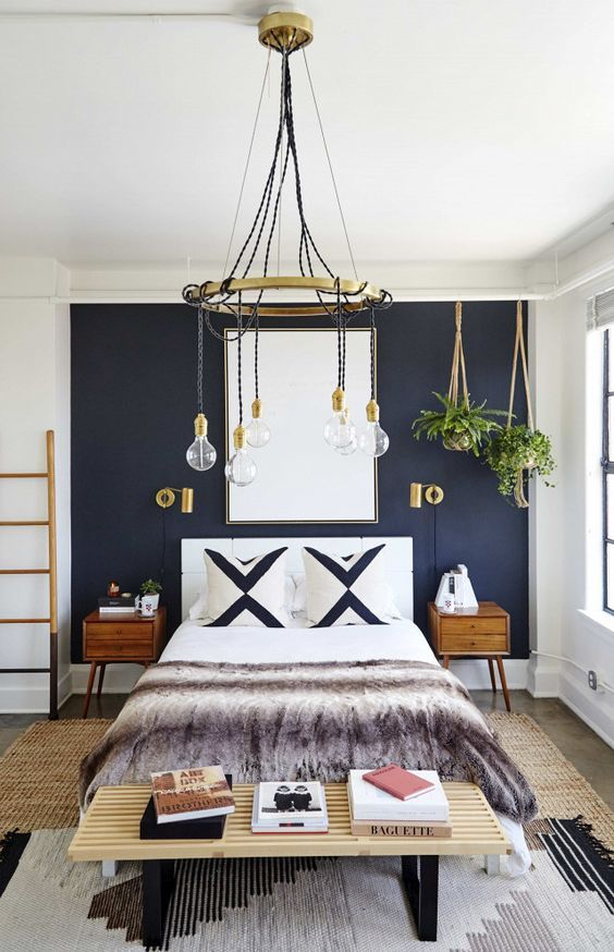 bedroom blue ideas 17