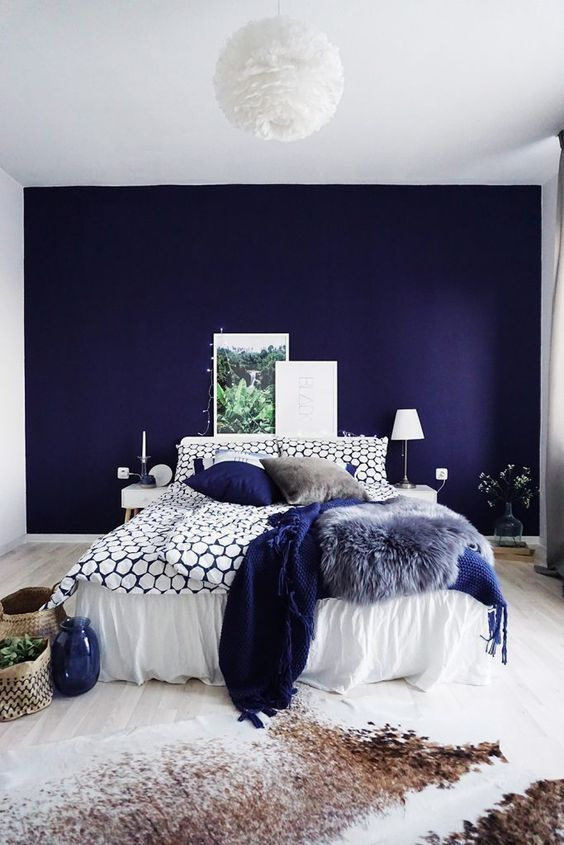 bedroom blue ideas 18