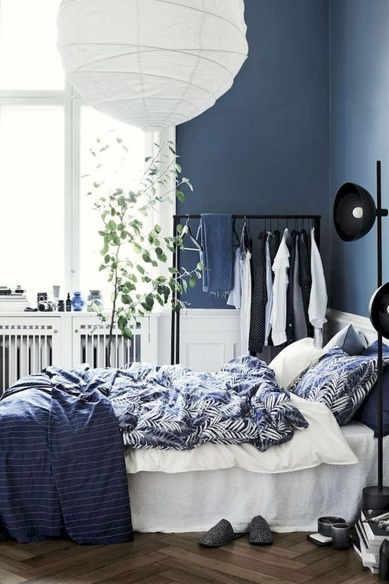 bedroom blue ideas 19