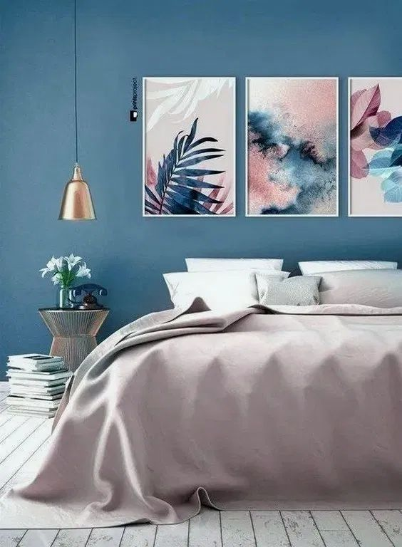 bedroom blue ideas 20