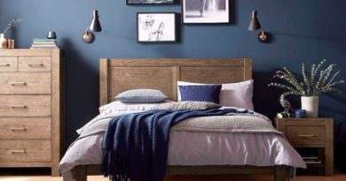 bedroom blue ideas