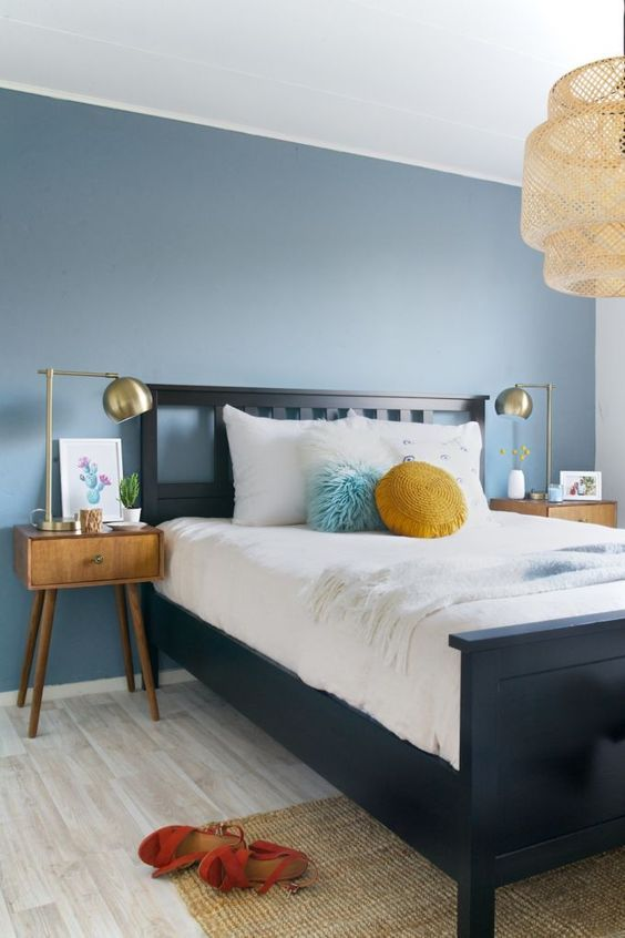 bedroom blue ideas 6