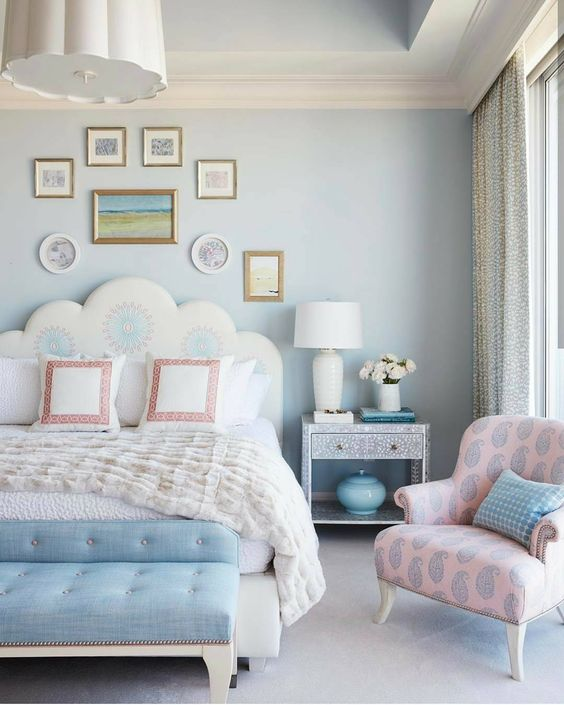 bedroom blue ideas 8