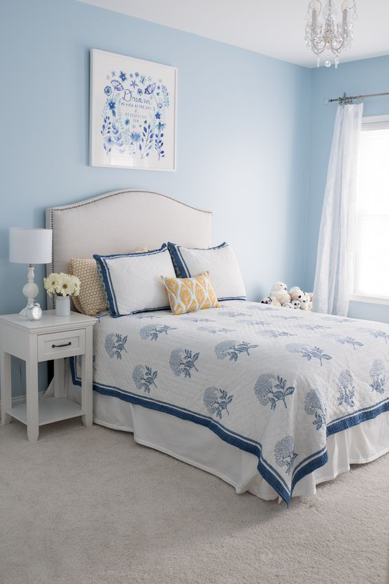 bedroom blue ideas 9