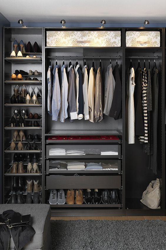 bedroom storage ideas 17