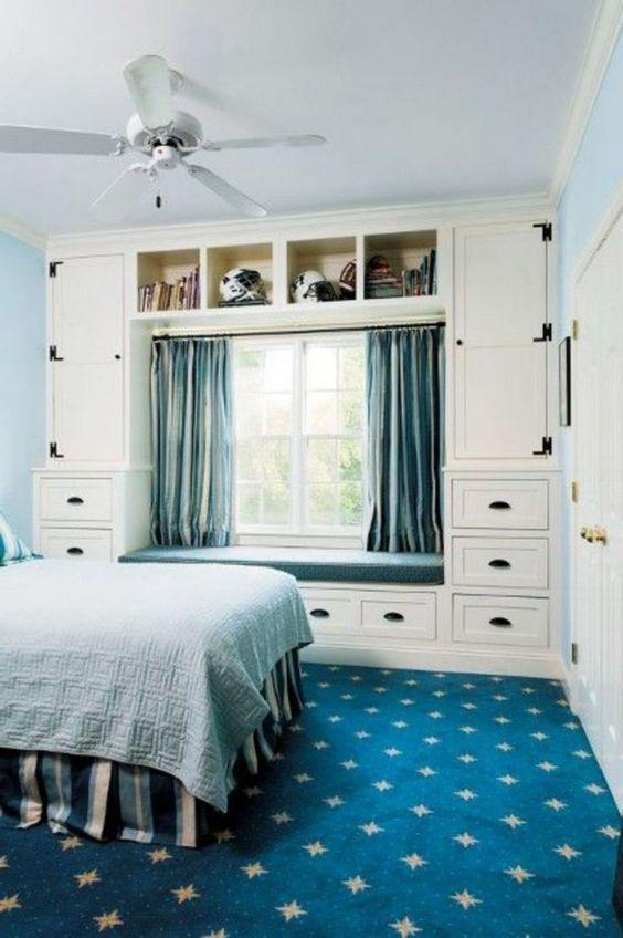 bedroom storage ideas 18