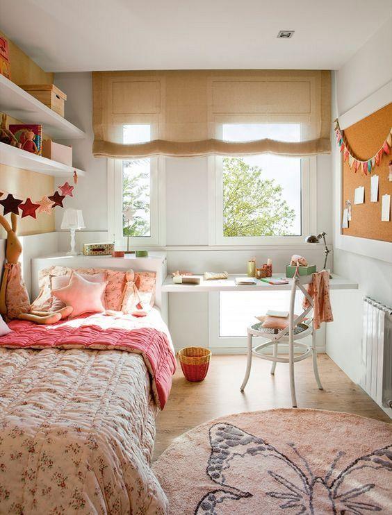 Bedroom Teenage Bedroom Ideas: Cute Shabby Chic