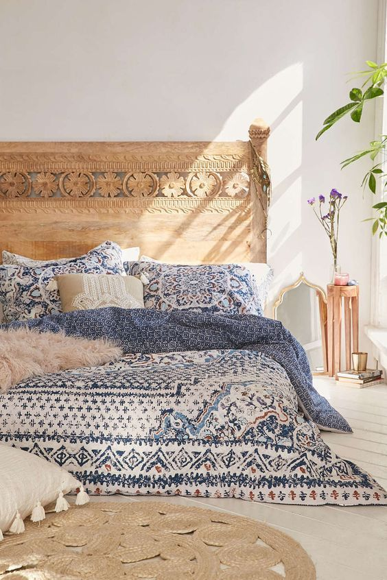 boho bedroom ideas 10