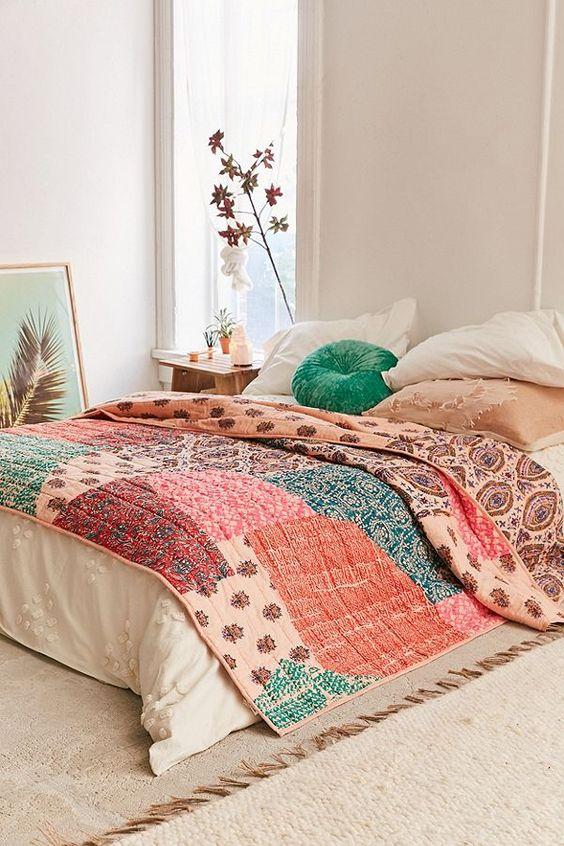 boho bedroom ideas 12