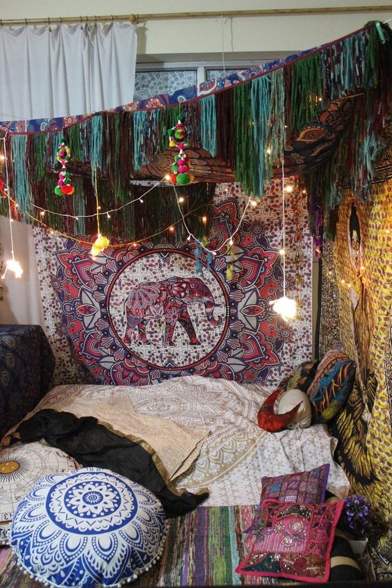 boho bedroom ideas 18
