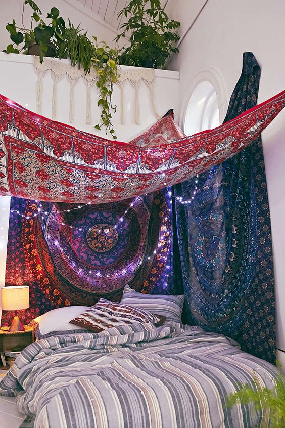boho bedroom ideas 19