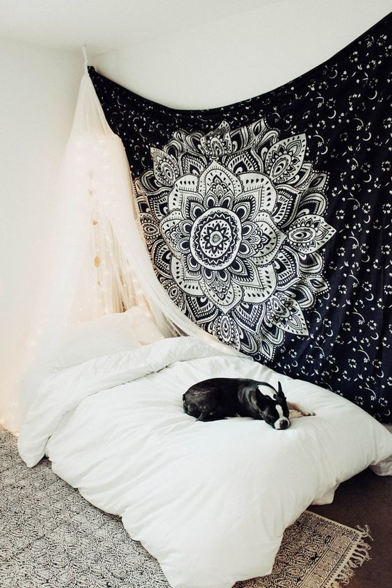 boho bedroom ideas 20