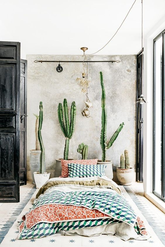 Boho Bedroom Ideas: Raw but Stunning