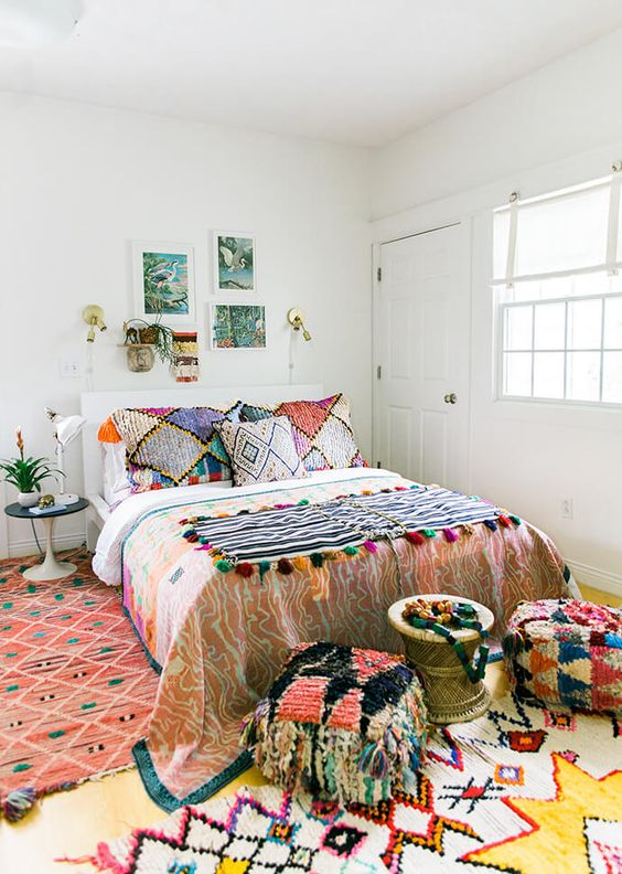 boho bedroom ideas 4
