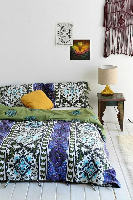boho bedroom ideas 7