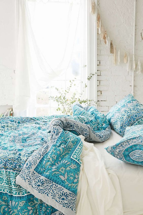 boho bedroom ideas 8