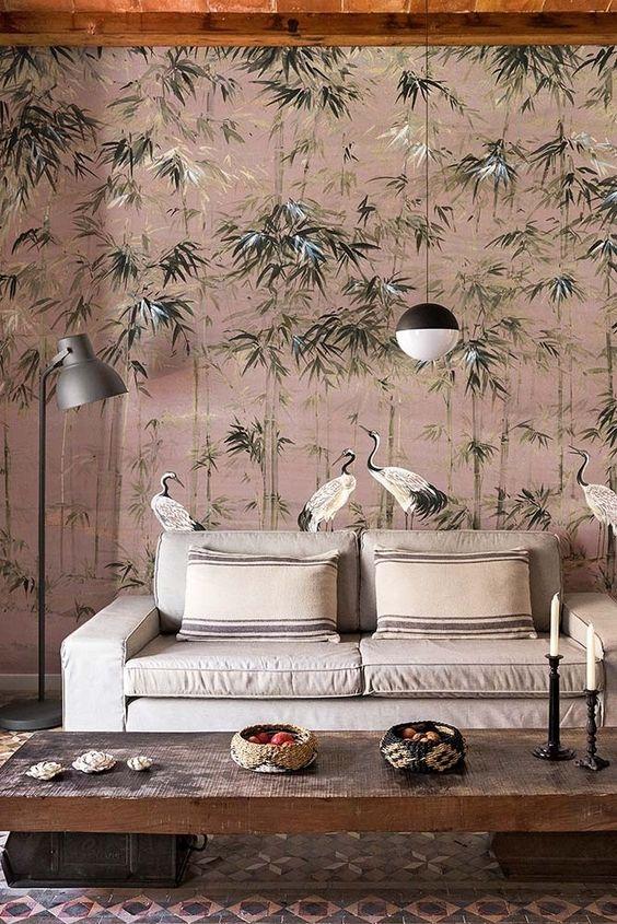 living room wallpaper ideas 10