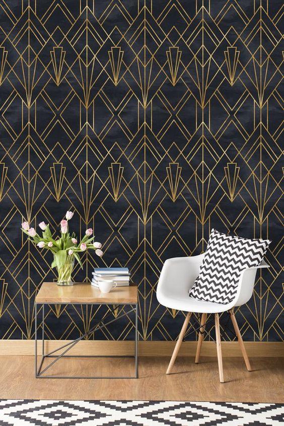 living room wallpaper ideas 15