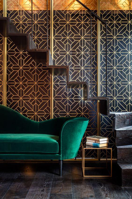 living room wallpaper ideas 17