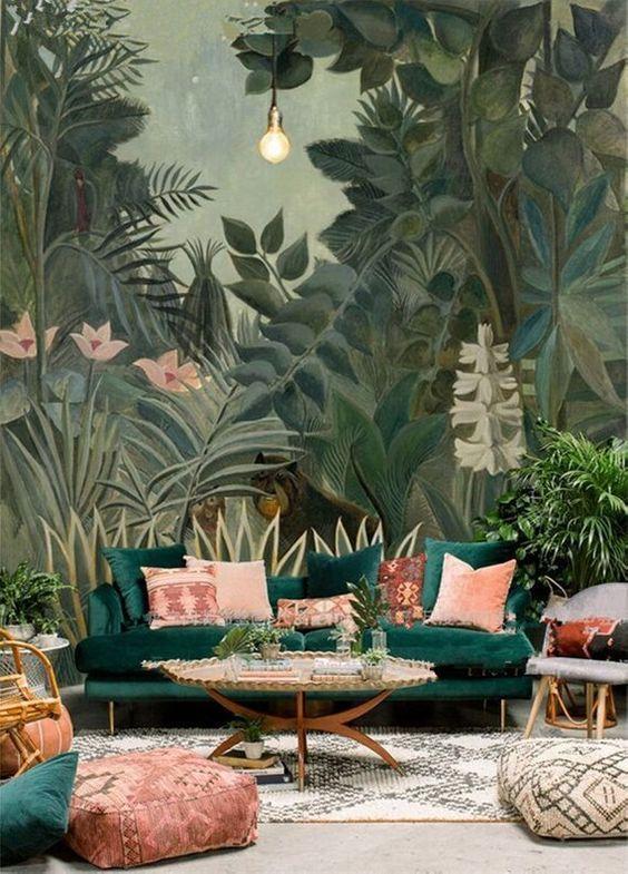 living room wallpaper ideas 7
