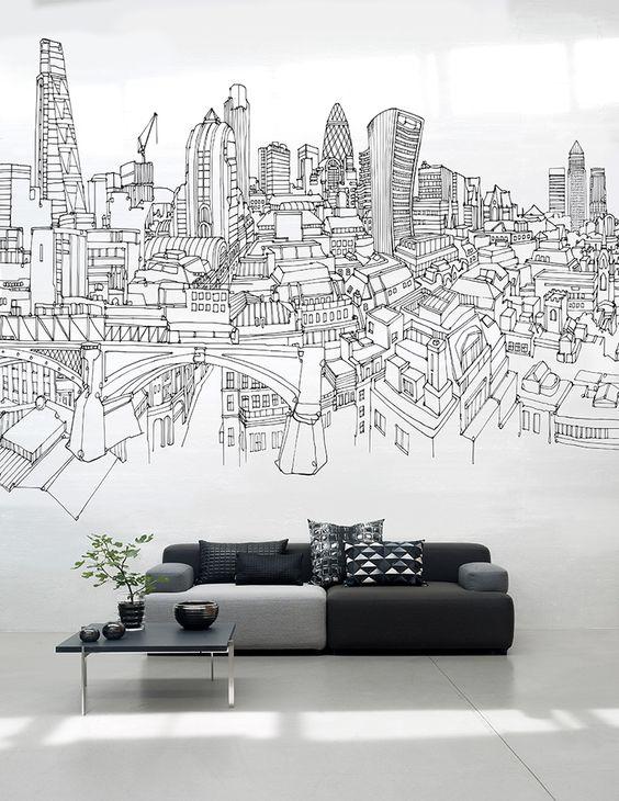 living room wallpaper ideas 9