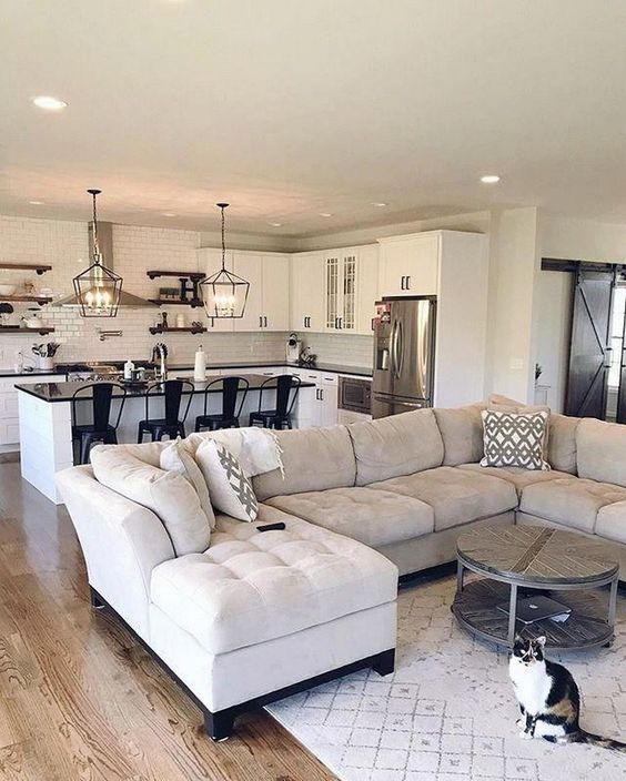 sectional living room ideas 14