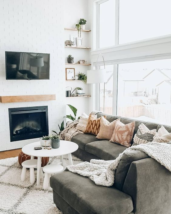 sectional living room ideas 16