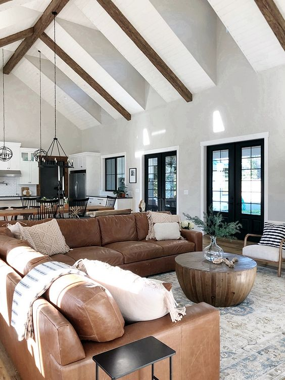 sectional living room ideas 20