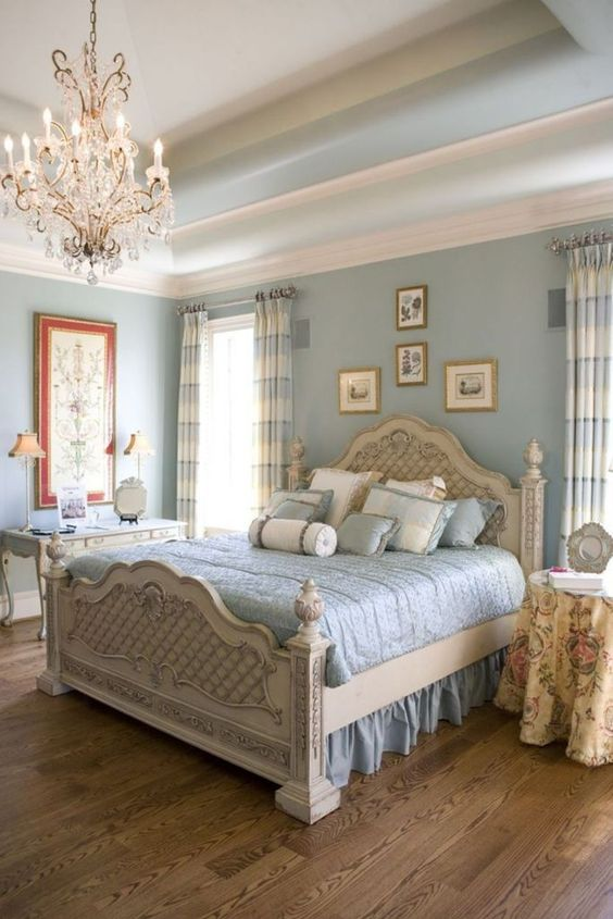 shabby chic bedroom ideas 16