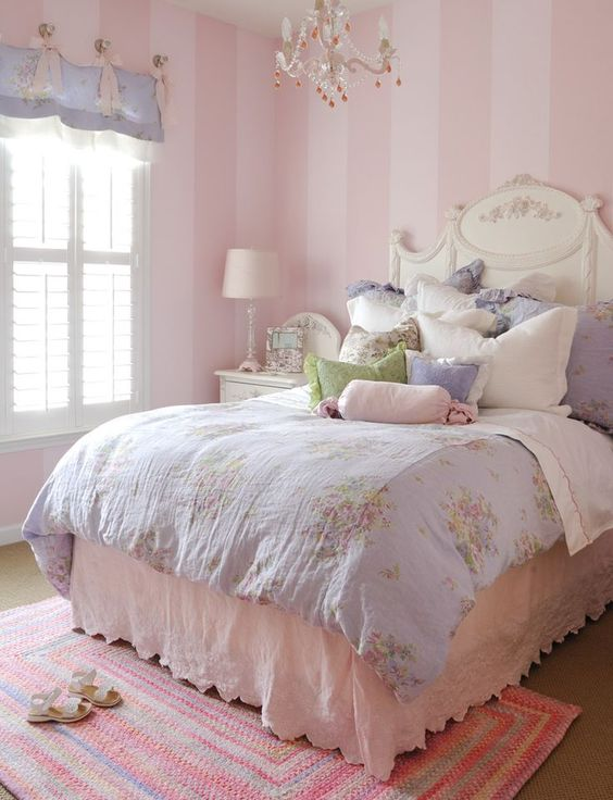 shabby chic bedroom ideas 4