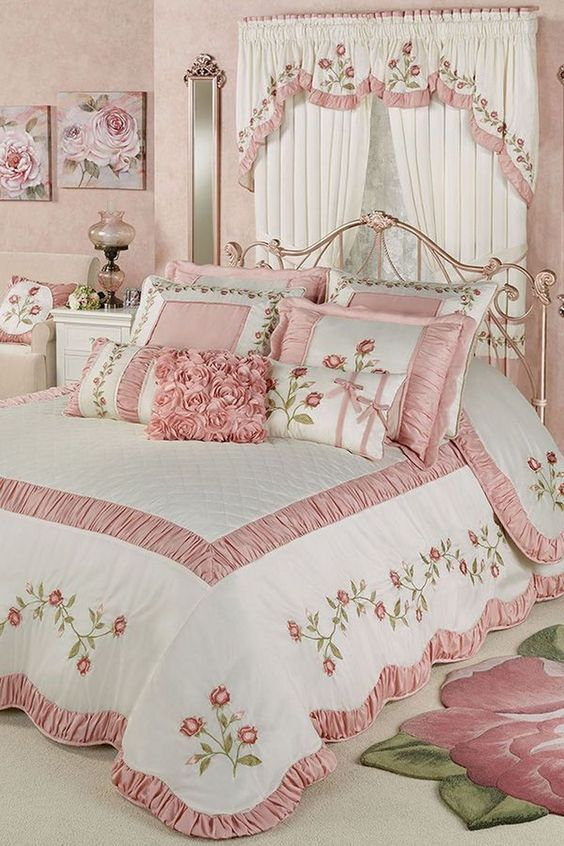 shabby chic bedroom ideas 5