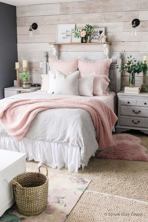 shabby chic bedroom ideas 6