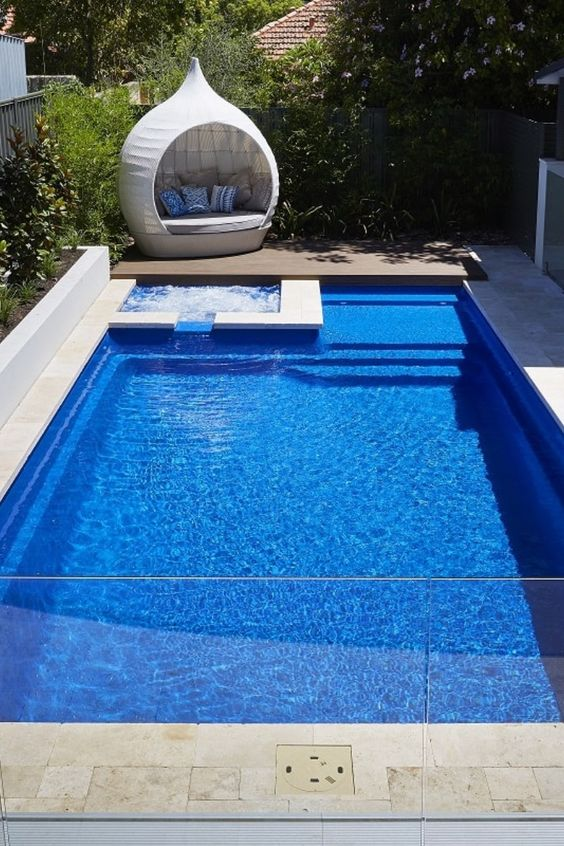 swimming pool decorations ideas 5