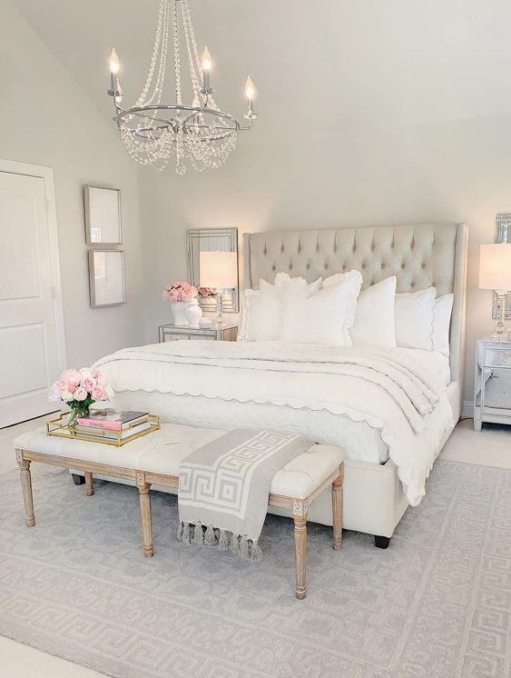 white bedroom ideas 12