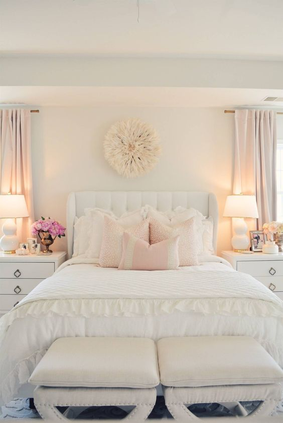 white bedroom ideas 17