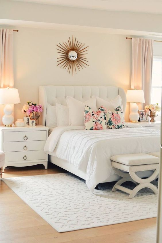 white bedroom ideas 5