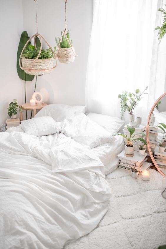 white bedroom ideas 9