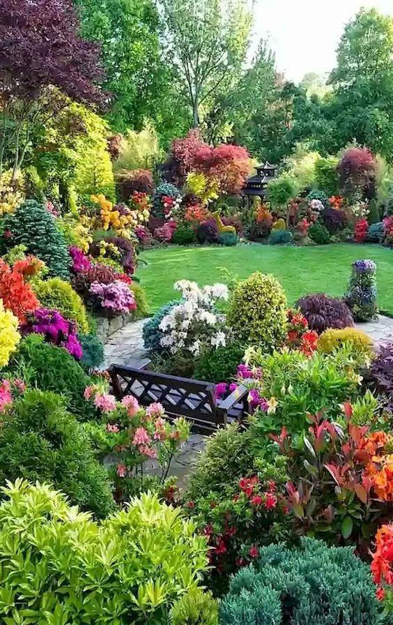 backyard garden ideas 13