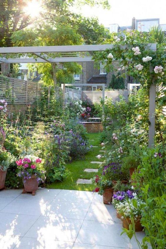 backyard garden ideas 17