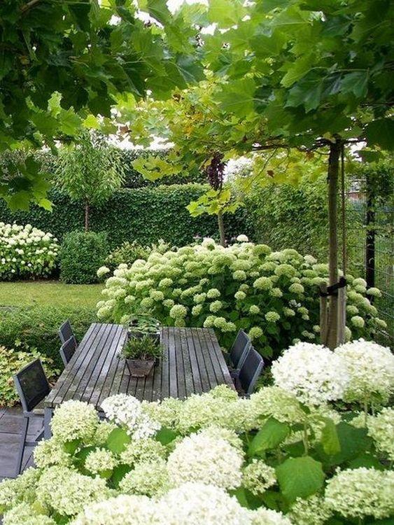 Backyard Garden Ideas: Breathtaking Seating