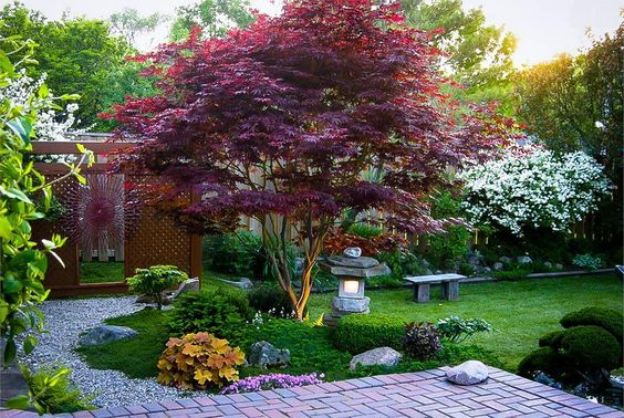 backyard garden ideas