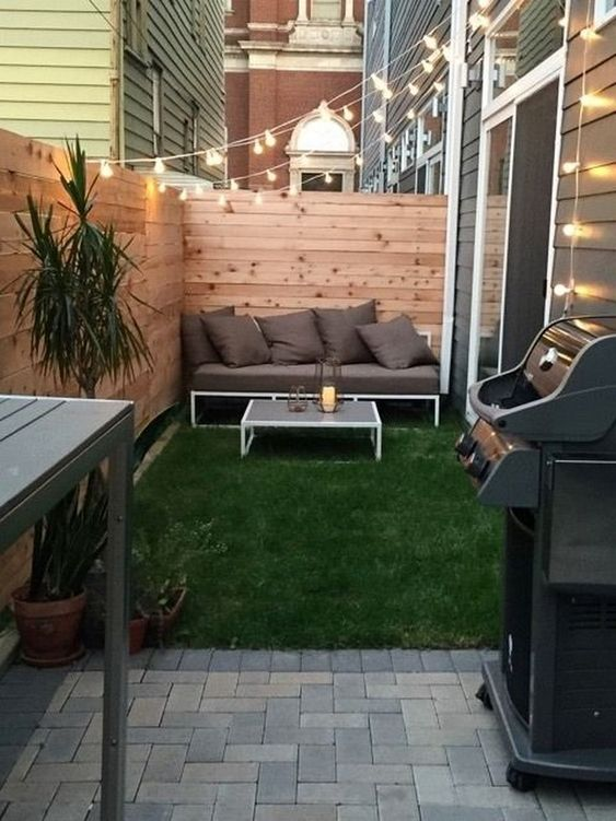 backyard table ideas 11