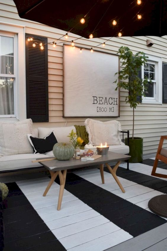 backyard table ideas 18