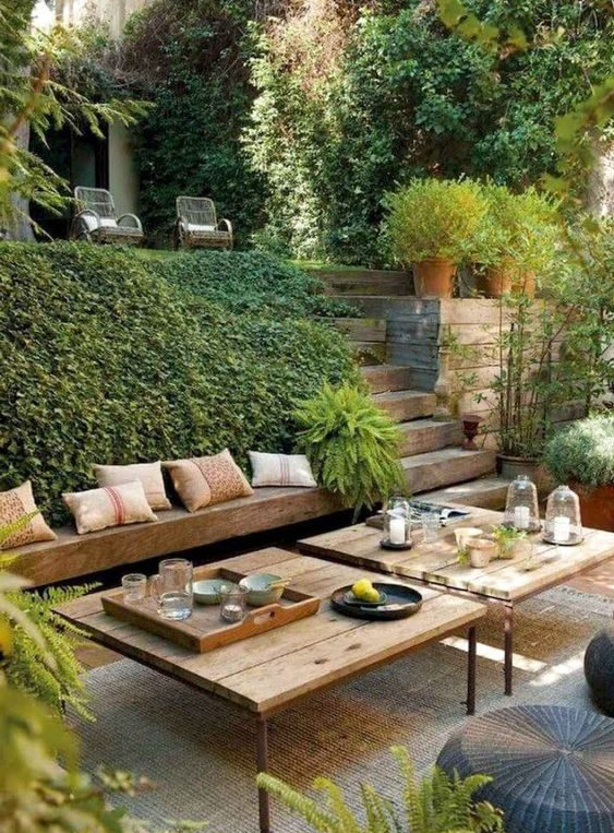 backyard table ideas 5