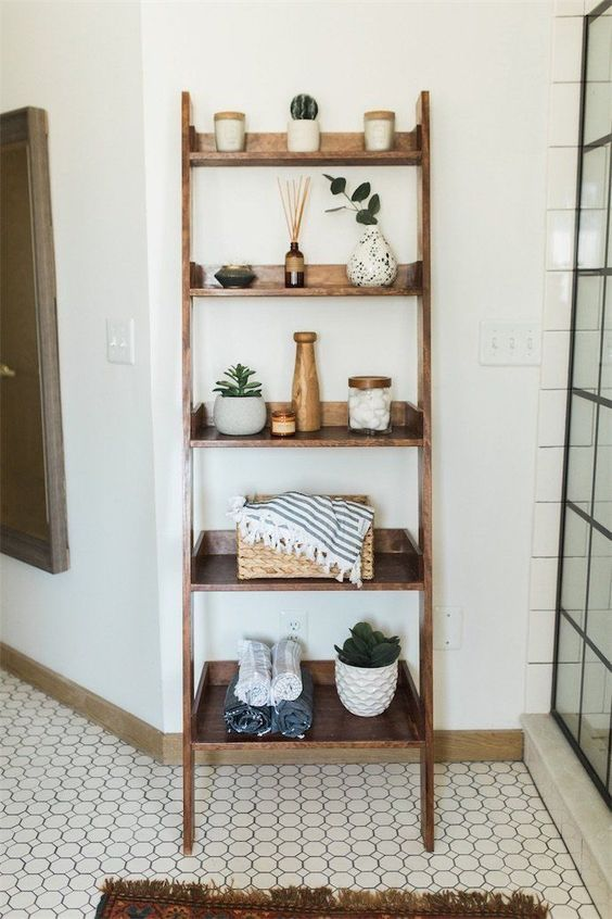 bathroom shelves ideas 10