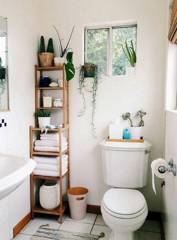 bathroom shelves ideas 9