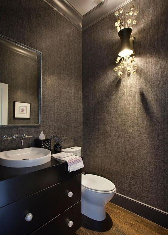 bathroom wallpaper ideas 10