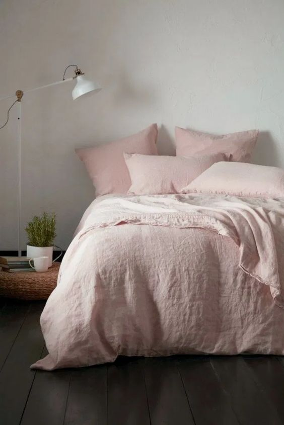 bedroom pink ideas 10